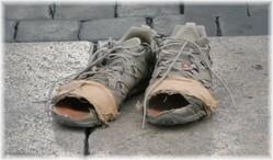 Anche la scelta delle scarpe è fondamentale. 2fcb36e4705