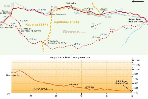 buy popular ac3d7 43042 cammino di Santiago - Guida al cammino, ostelli ...